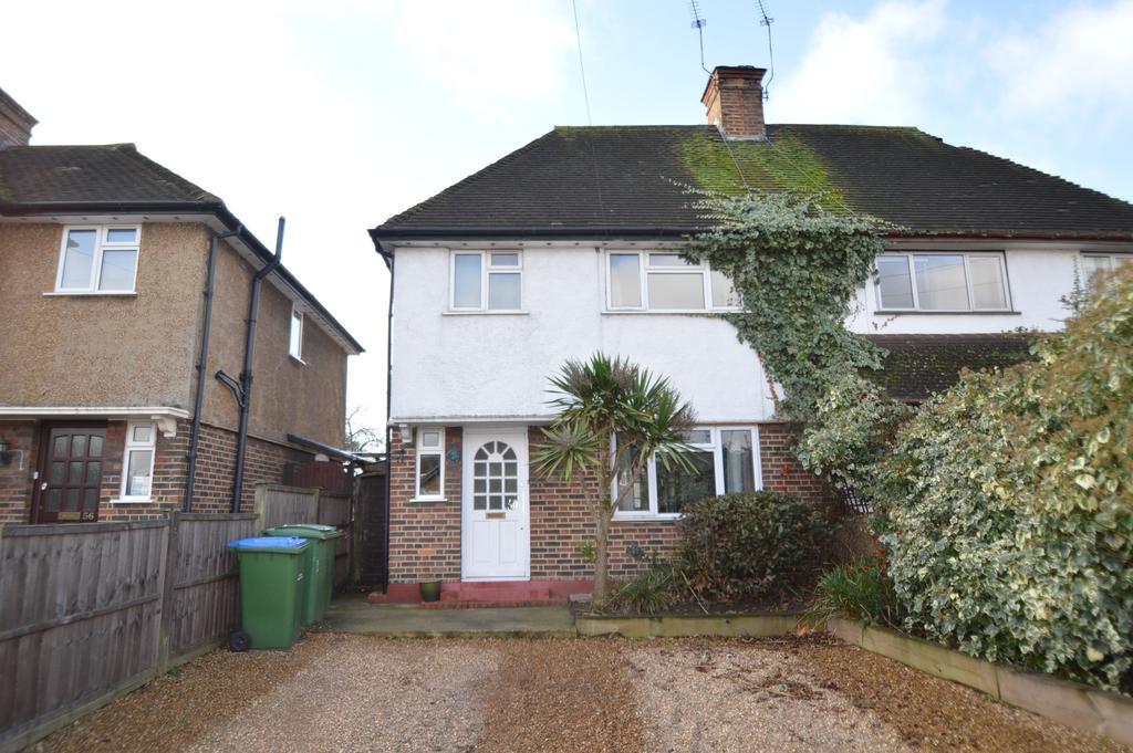 2 Bedrooms Semi Detached House for sale in Felix Road, WALTON ON THAMES KT12