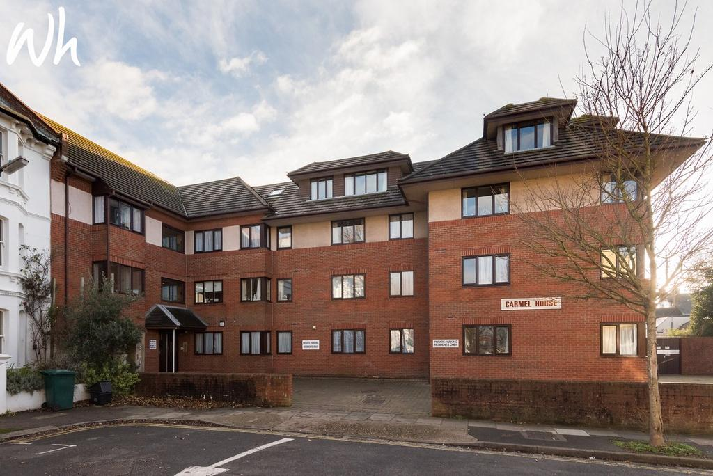 1 Bedroom Retirement Property for sale in Carmel House, Westbourne Street, Hove BN3