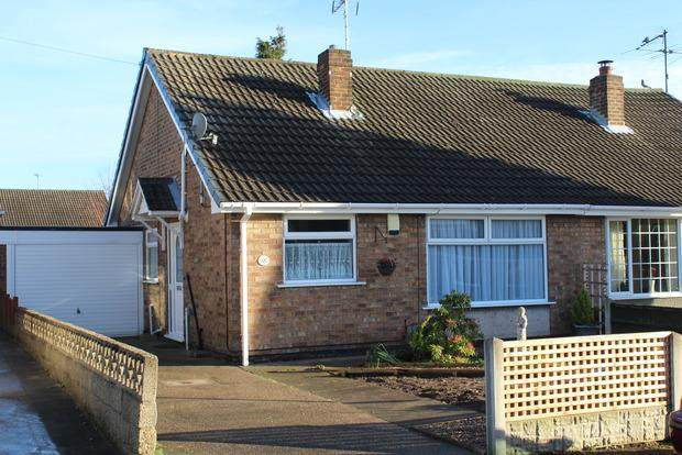 2 Bedrooms Semi Detached House for sale in Stanley Road, Forest Town, Mansfield, NG19