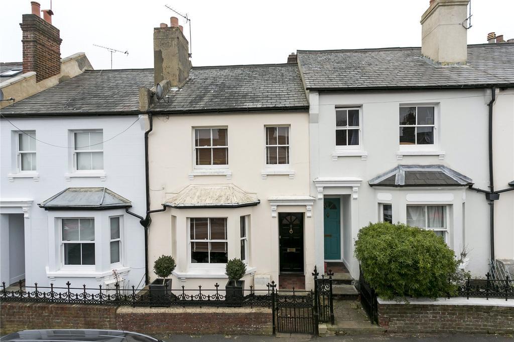 2 Bedrooms Terraced House for sale in Argyle Road, Sevenoaks, Kent