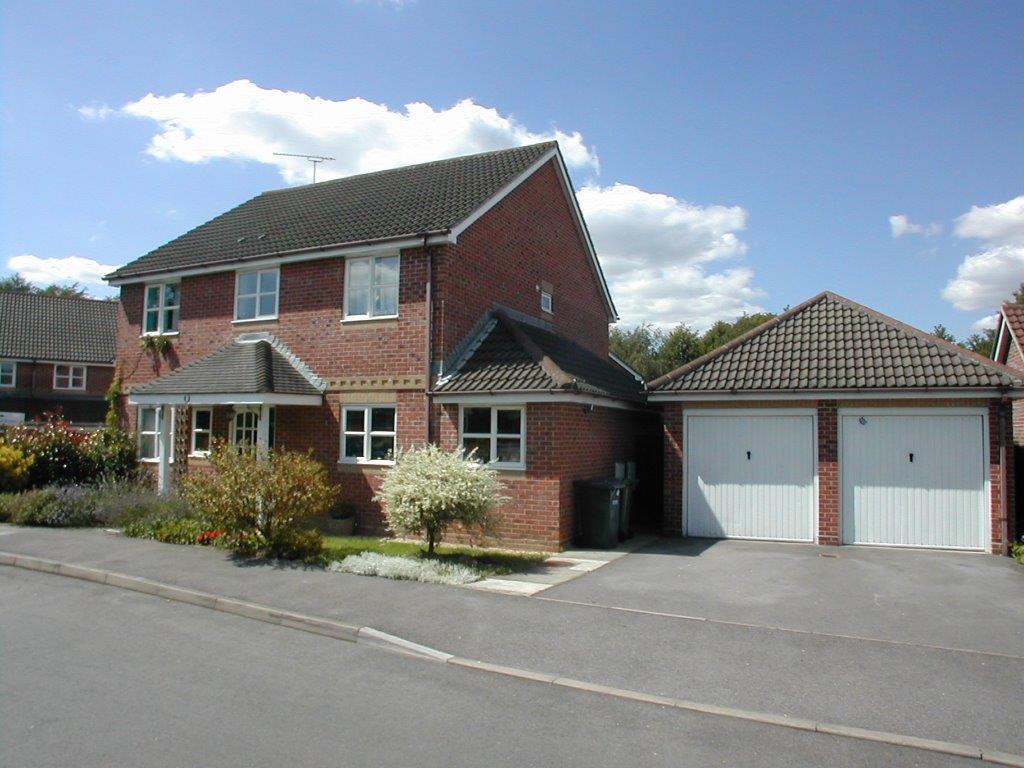 4 Bedrooms Detached House for sale in Britania Gardens, Grange Park SO30