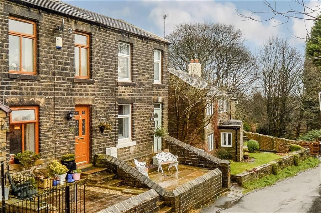 2 Bedrooms Terraced House for sale in School Hill, South Crosland, Huddersfield, HD4