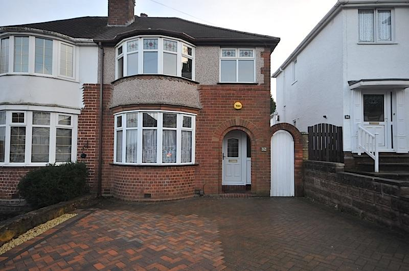 3 Bedrooms Semi Detached House for rent in DUDLEY - Old Park Road