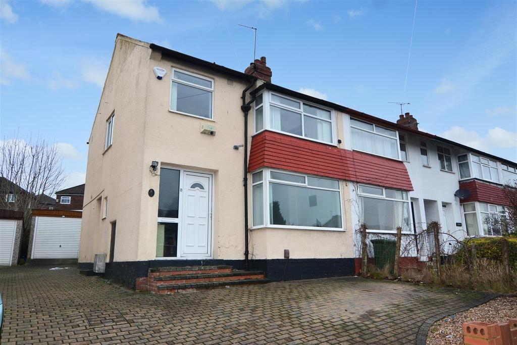 3 Bedrooms End Of Terrace House for sale in Springfield Rise, Horsforth