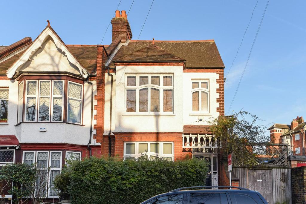 4 Bedrooms Semi Detached House for sale in Fernwood Avenue, Streatham