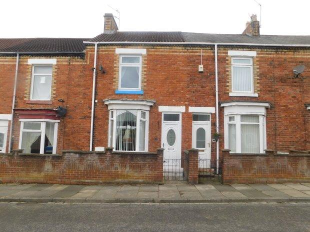 2 Bedrooms Terraced House for sale in EAST VIEW TERRACE, SHILDON, BISHOP AUCKLAND