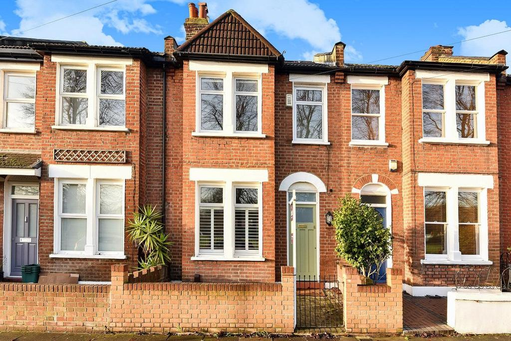 3 Bedrooms Terraced House for sale in Garfield Road, Wimbledon