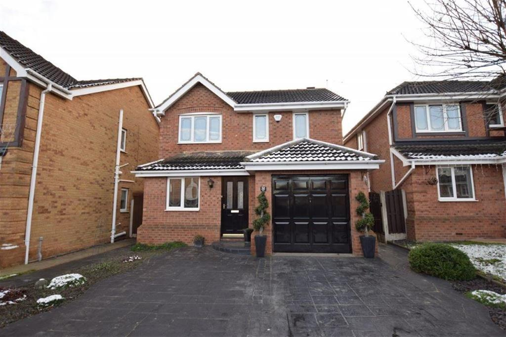 3 Bedrooms Detached House for sale in Francus Royd, Carlton, Barnsley, S71