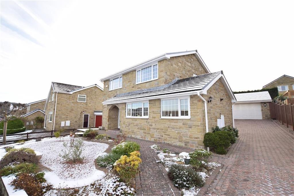 4 Bedrooms Detached House for sale in Whinmoor Drive, Silkstone, Barnsley, S75