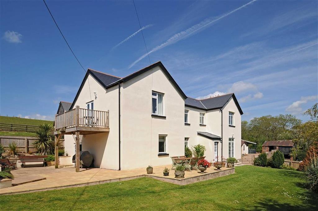 5 Bedrooms Detached House for sale in Stoodleigh, Tiverton, Devon, EX16
