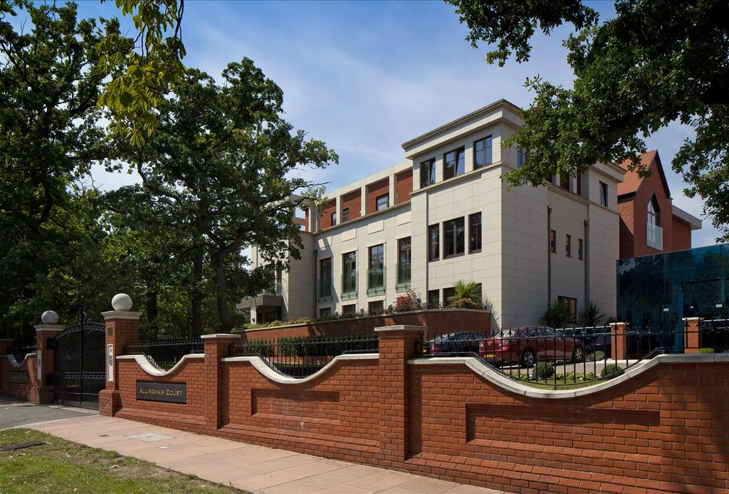 3 Bedrooms Apartment Flat for rent in THE BISHOPS AVENUE, Kenwood, N2