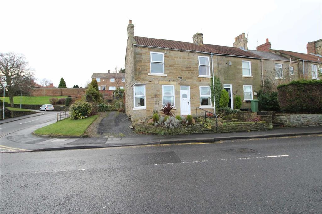 2 Bedrooms Semi Detached House for sale in Front Street, Whickham, Newcastle Upon Tyne