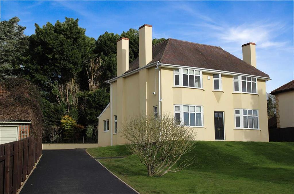 4 Bedrooms Detached House for sale in Beaufort Road, Monmouth