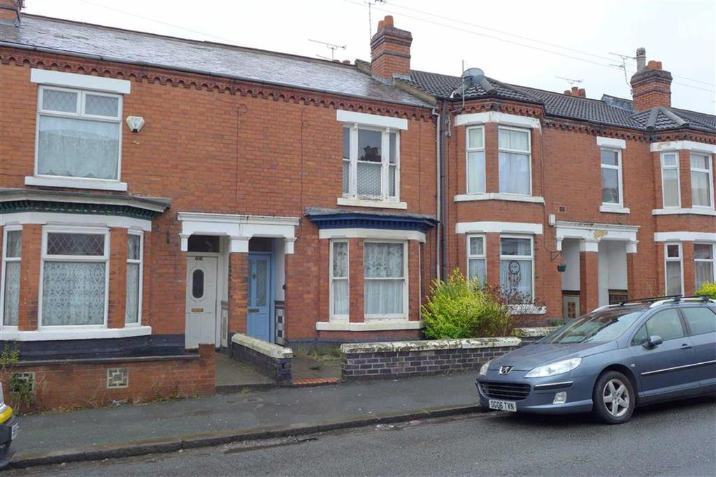 3 Bedrooms Terraced House for sale in Brooklyn Street, Crewe