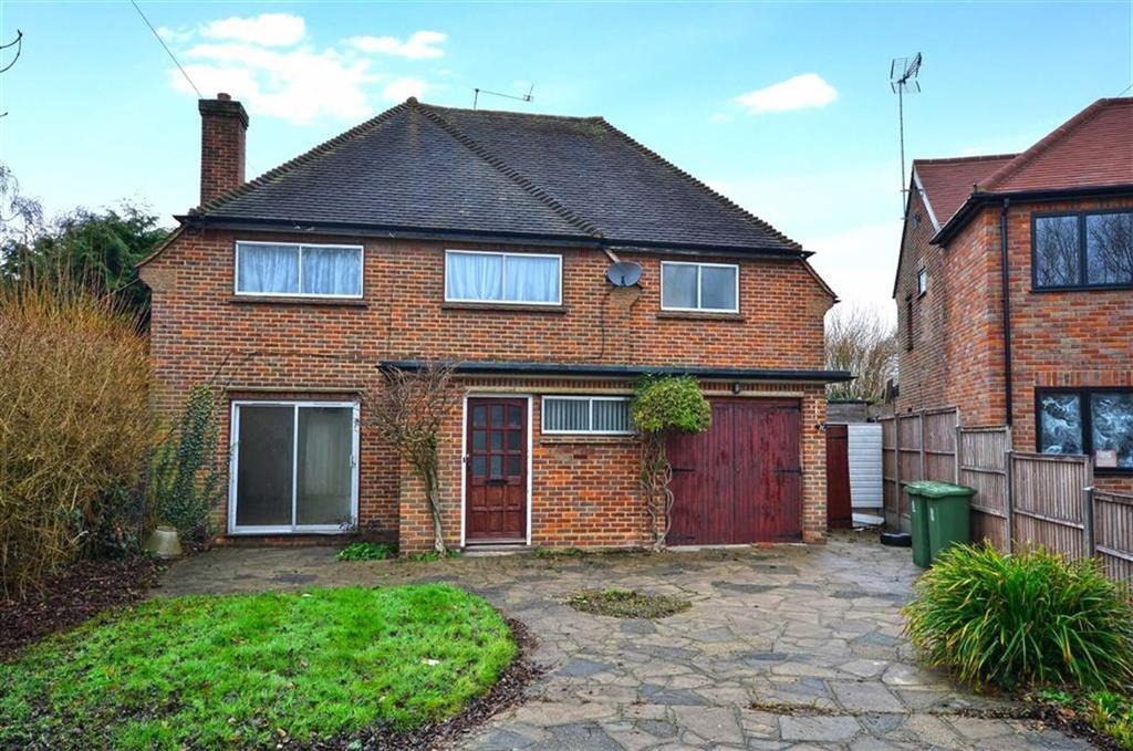 4 Bedrooms Detached House for sale in Trefusis Walk, Watford, Hertfordshire