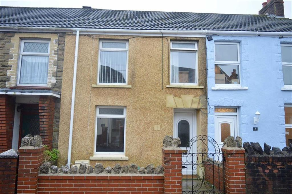 3 Bedrooms Terraced House for sale in Benson Street, Penclawdd, Swansea