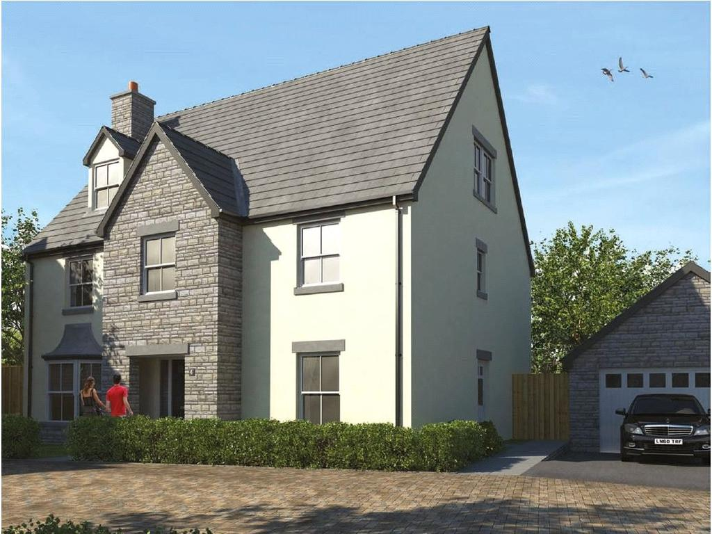 5 Bedrooms Detached House for sale in Heol Yr Ysgol, Coity, Bridgend, Mid Glamorgan, CF35
