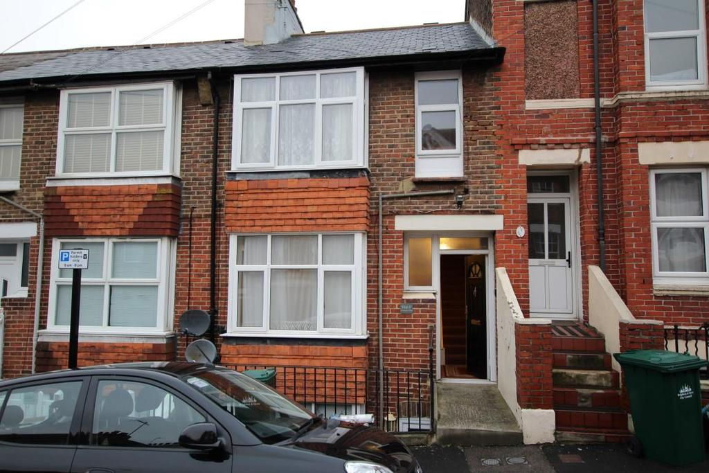 2 Bedrooms Maisonette Flat for sale in Coronation Street, Brighton