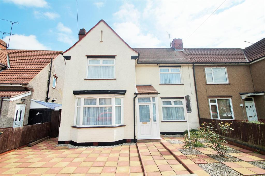3 Bedrooms Semi Detached House for sale in Moseley Avenue,Coundon, Coventry