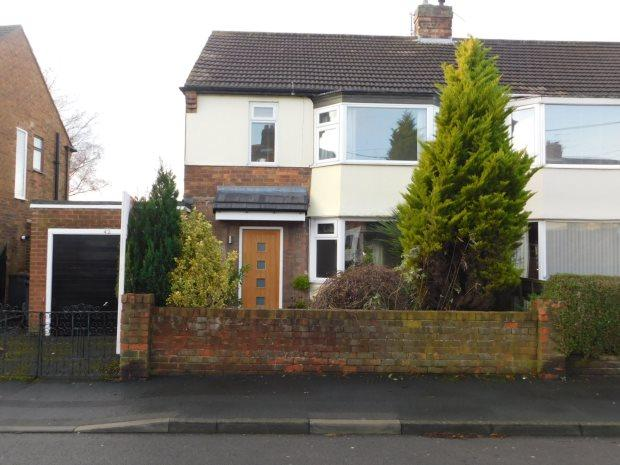 3 Bedrooms Semi Detached House for sale in MOOR CRESCENT, GILESGATE, DURHAM CITY