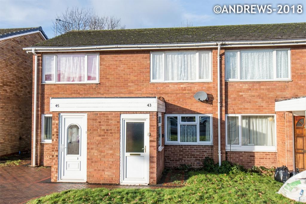 2 Bedrooms Flat for sale in Somerton Drive, Erdington, BIRMINGHAM