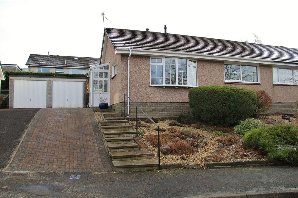 2 Bedrooms Semi Detached Bungalow for sale in 4 Brackenrigg Drive, Keswick, Cumbria