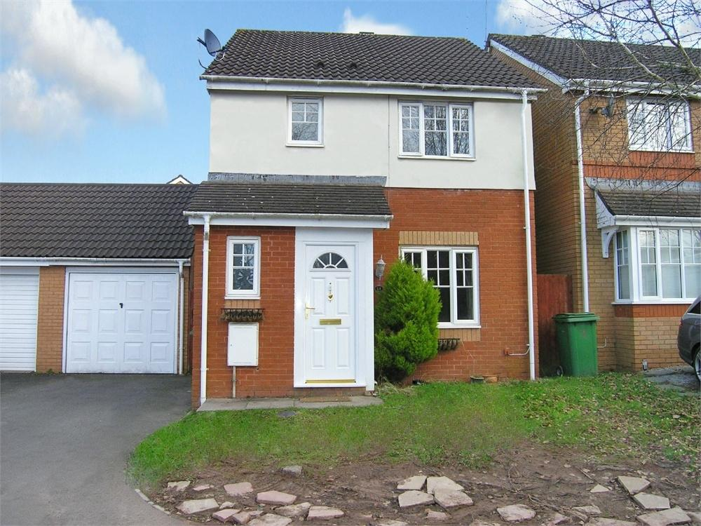 3 Bedrooms Detached House for rent in Hyssop Close, Pontprennau, Cardiff