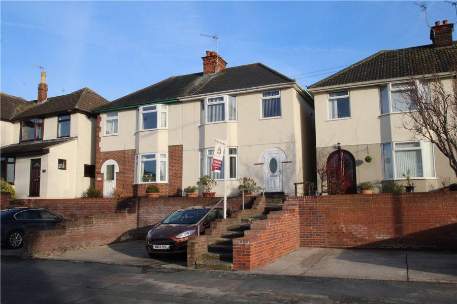 3 Bedrooms Semi Detached House for sale in Ipswich Road, Colchester, Essex
