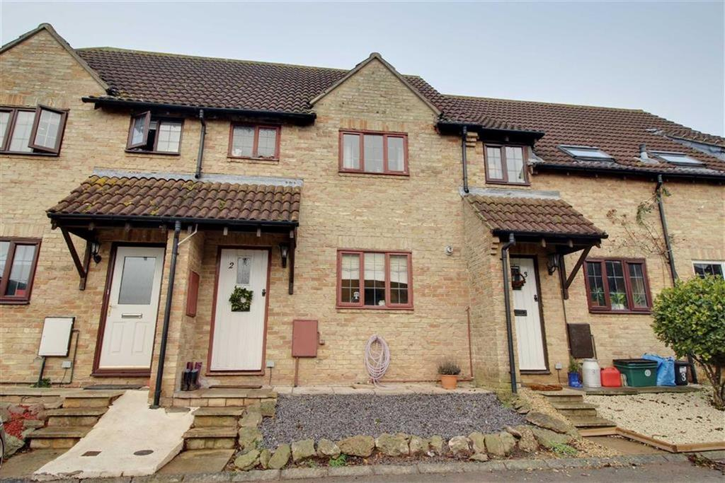 3 Bedrooms Terraced House for sale in Perry Close, Newent, Gloucestershire