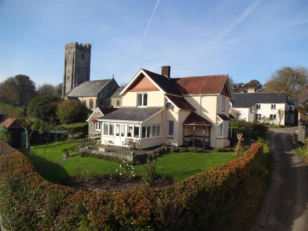 4 Bedrooms Detached House for sale in Winsford, Exmoor
