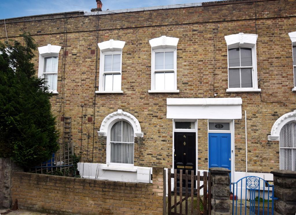 1 Bedroom Flat for sale in Reverdy Road Bermondsey SE1