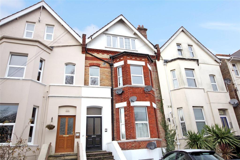 3 Bedrooms Maisonette Flat for rent in R L Stevenson Avenue, Bournemouth, Dorset, BH4