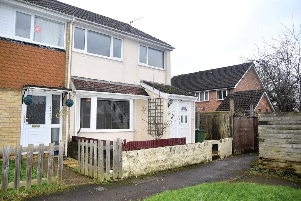 3 Bedrooms End Of Terrace House for rent in Stephens Road, Tadley, Hampshire, RG26