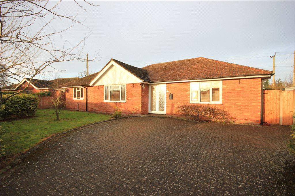 4 Bedrooms Detached Bungalow for sale in Canon Drive, Norton Canon, Hereford, HR4
