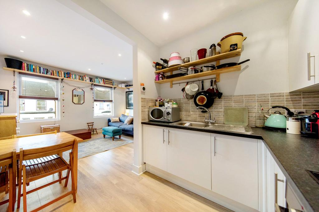 2 Bedrooms Flat for sale in Greyhound Road, NW10