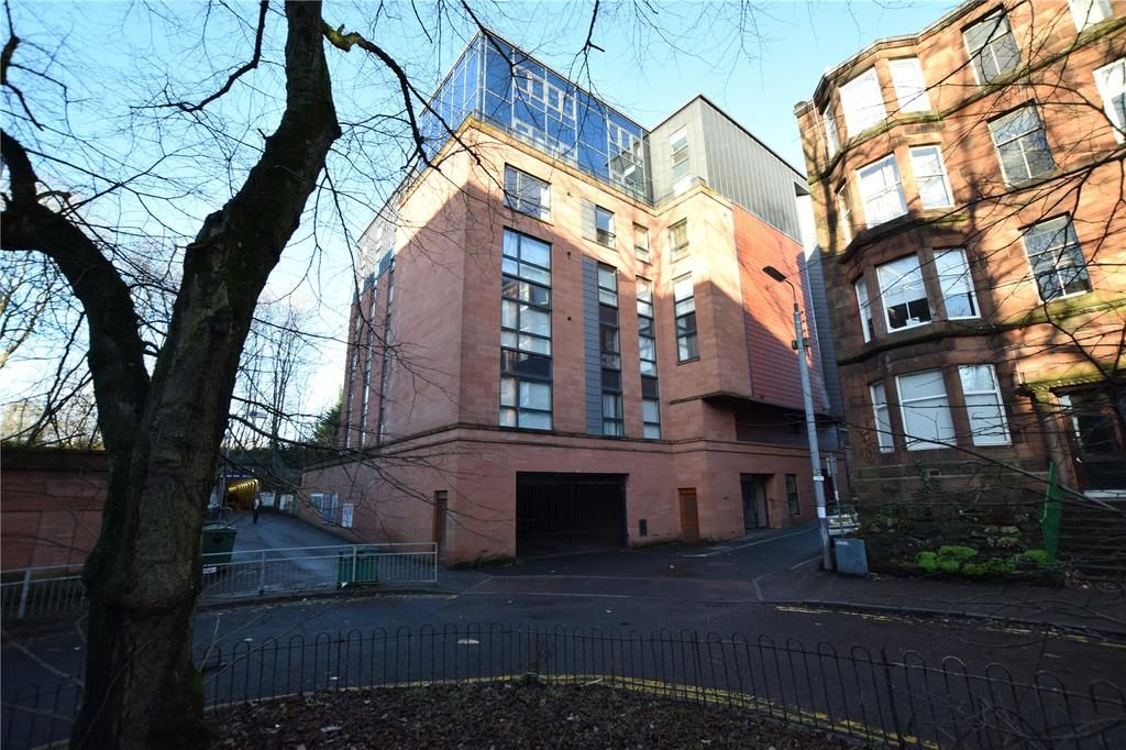 3 Bedrooms Apartment Flat for sale in 2/1, Hayburn Lane, Hyndland, Glasgow