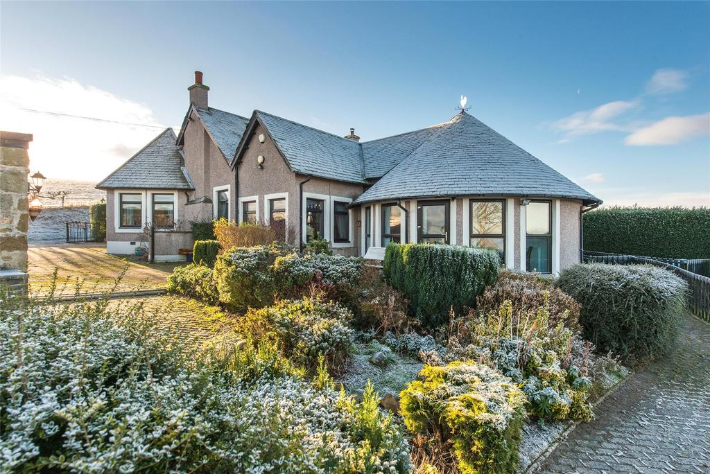 4 Bedrooms Detached House for sale in Nether Kinneil Cottage, Bo'ness, West Lothian