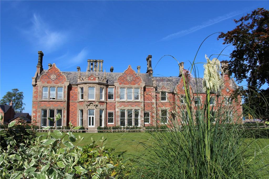 2 Bedrooms Unique Property for sale in The Whitegate, Backford Hall, Backford Park, Chester, CH2