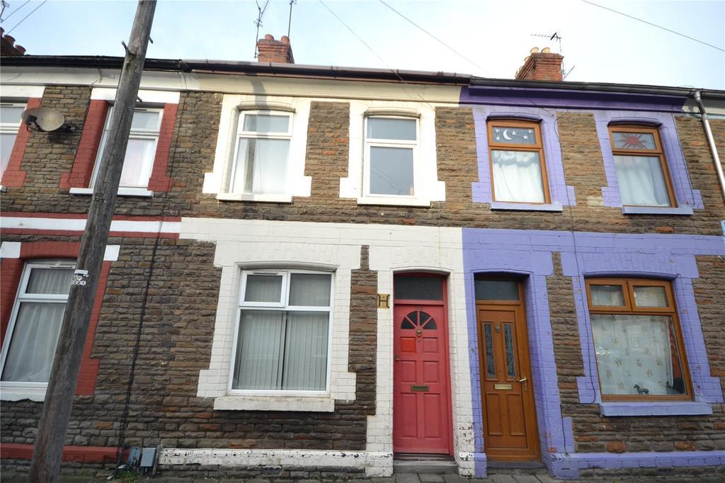 3 Bedrooms Terraced House for sale in Cyfarthfa Street, Roath, Cardiff, CF24