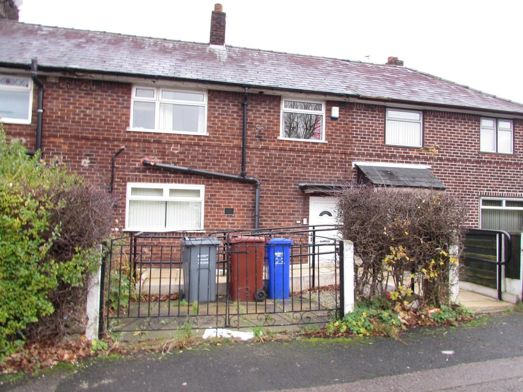 3 Bedrooms Terraced House for sale in Rushey Road, Wythenshawe, Manchester, M22