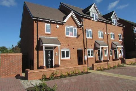 3 bedroom end of terrace house to rent - Upper Holland Road, Sutton Coldfield, West Midlands