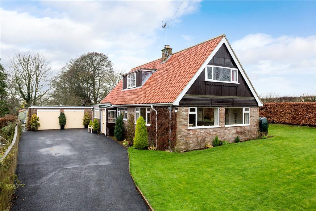 3 Bedrooms Detached House for sale in Millington, York, East Yorkshire, YO42