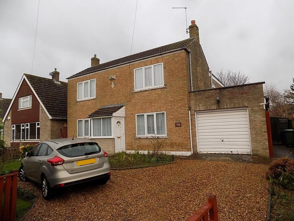 3 Bedrooms Detached House for sale in Norwood Road, March