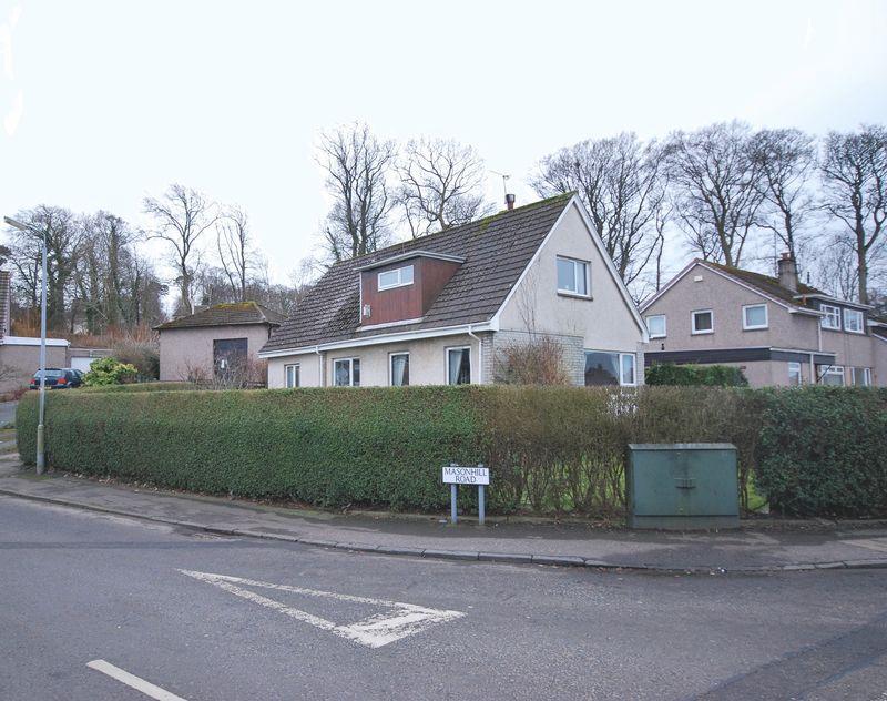 4 Bedrooms Detached Villa House for sale in 94 Hillfoot Road, Ayr, KA7 3LB