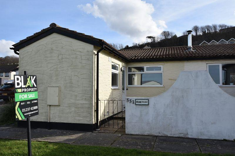2 Bedrooms Bungalow for sale in Kingsley Park, Bideford