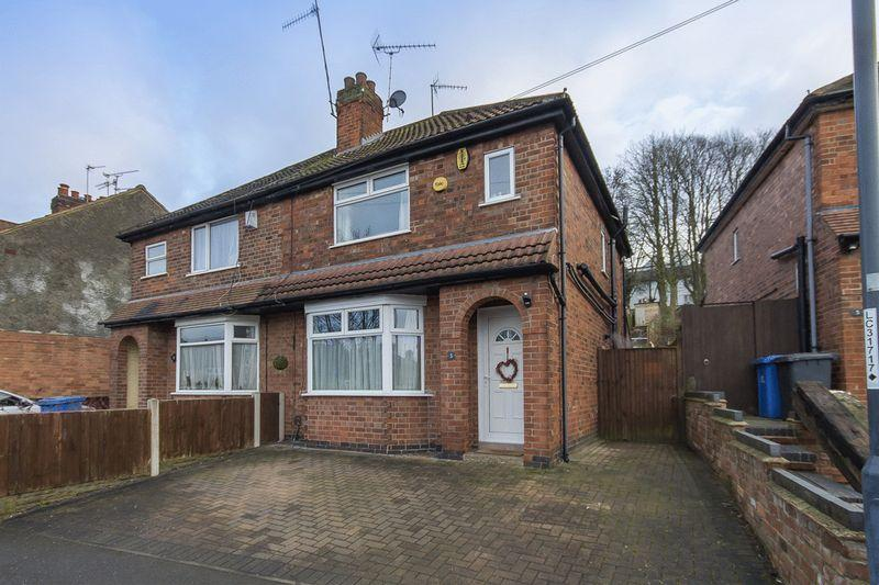 3 Bedrooms Semi Detached House for sale in Spinney Road, Derby