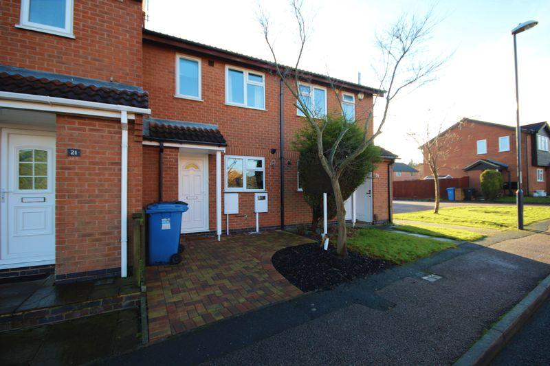 2 Bedrooms Terraced House for rent in CHANDLERS FORD, OAKWOOD, DERBY