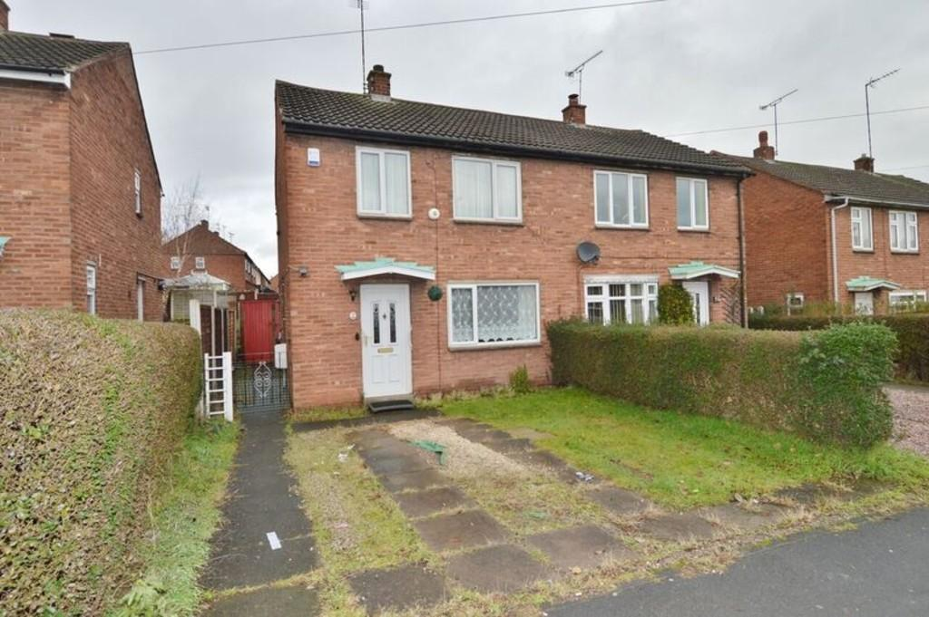 2 Bedrooms Semi Detached House for sale in Redbrook Lane, Rugeley