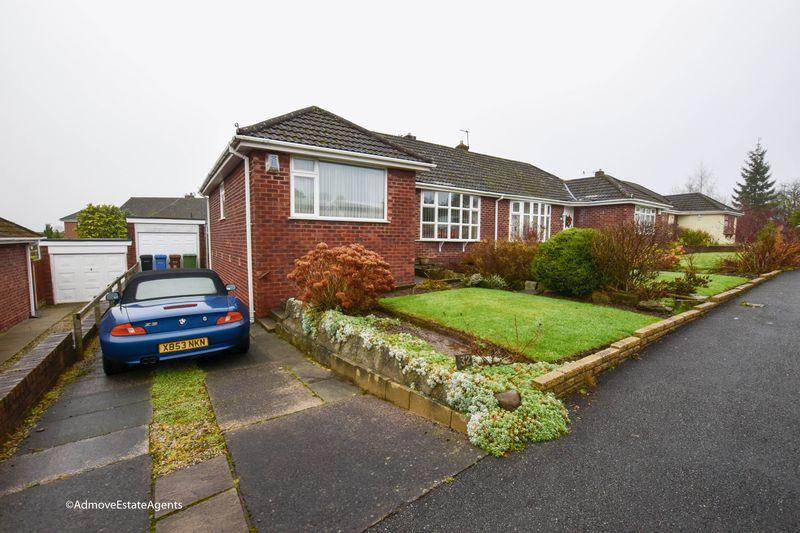 3 Bedrooms Bungalow for sale in Kendal Drive, Cheadle