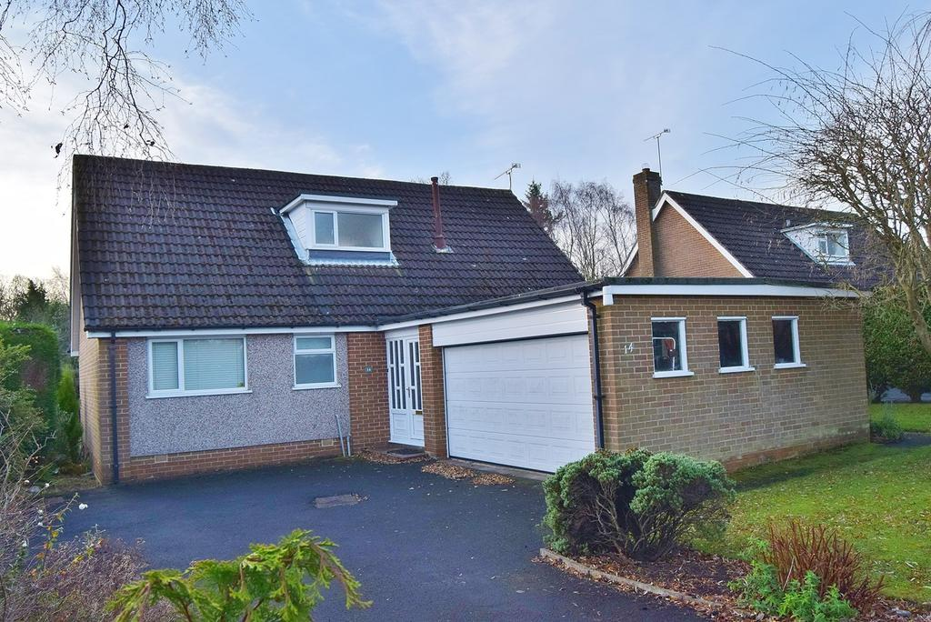 4 Bedrooms Detached House for sale in Brooklands, Darras Hall, Ponteland, Newcastle upon Tyne, NE20